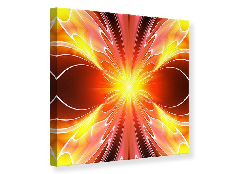 Canvas Print Abstract Colorful Spectacle
