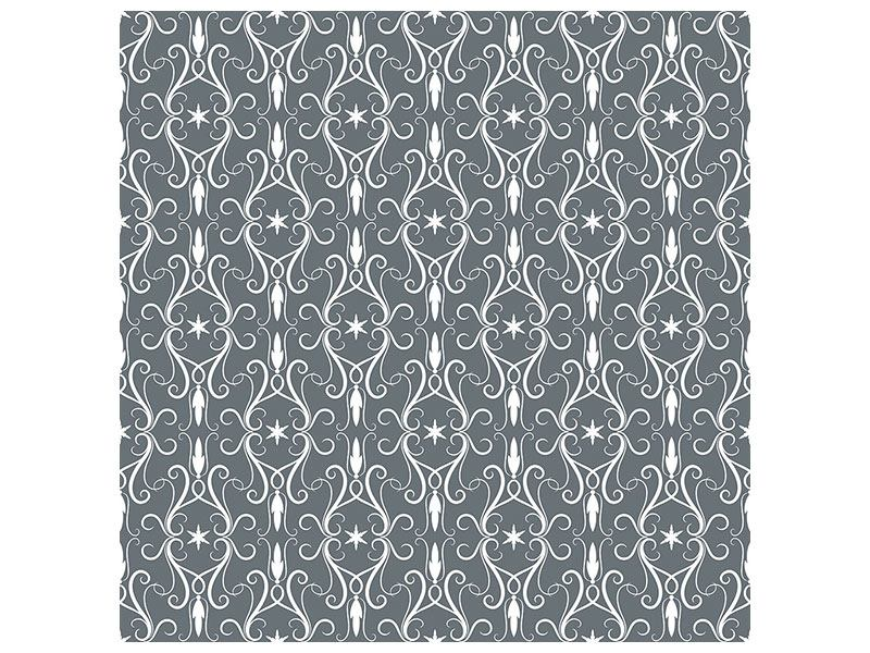 Poster Baroque Pattern