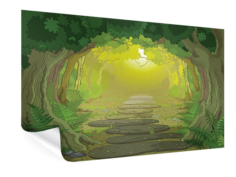 Poster Fairy Tales Forest