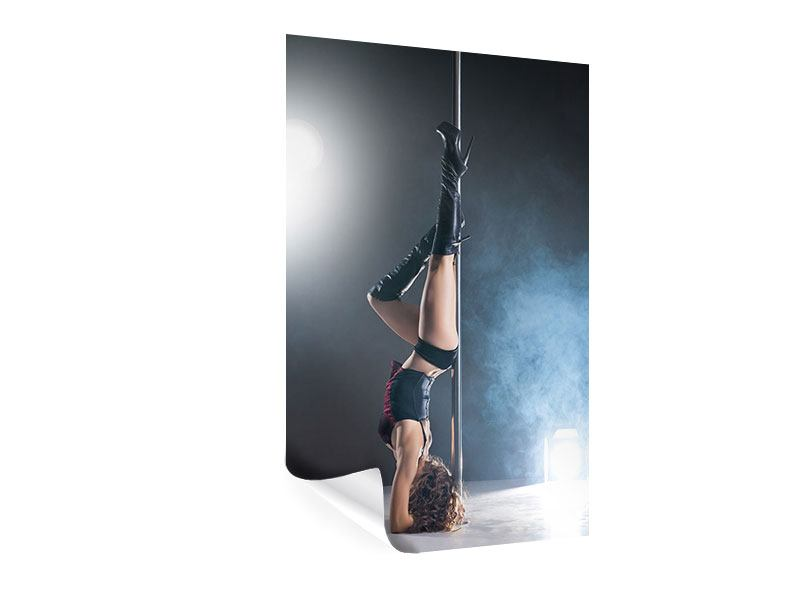 Poster Pole dance sexy